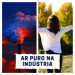 Purificação de ar na indústria