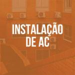 Quais os materiais de instalação de ar condicionado?