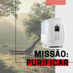 Qual a verdadeira importância de um purificador num ambiente?
