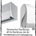 Cortinas de ar & Ar condicionado