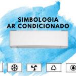 O que significam os símbolos do ar condicionado?
