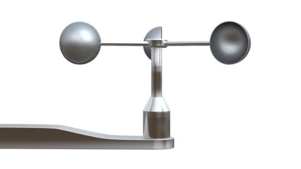 Anemómetro de moinhos de vento