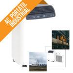 Porquê um ar condicionado portátil industrial?