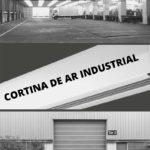 6 Benefícios da cortina de ar industrial