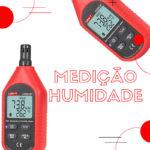 Como se faz a medição da humidade