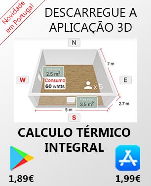 Calculo térmico