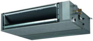 Conduta - Inverter - Média Pressão - R32Gama Basic - Exterior Active