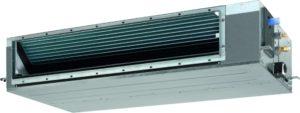 Conduta - Inverter - Alta Pressão EstáticaGama Standard (FDA-A) - Exterior Advance