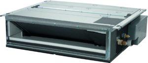 Conduta - Inverter - Baixa Pressão Estática R32 - Exterior Advance