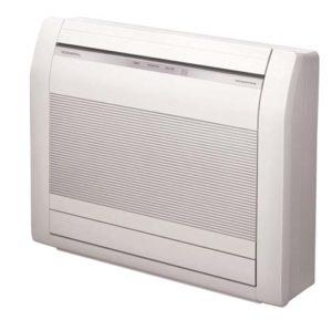 Consola Chão - Inverter - Duplo fluxo de ar