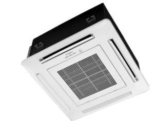 Cassete 600 x 600 - Inverter - RAI RPA