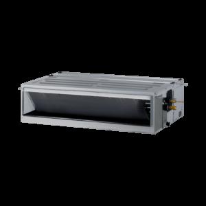 Conduta - Inverter - Média Pressão - Compacta - R32