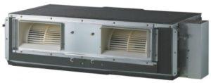 Conduta - Inverter - Compactas - StandardR410a