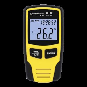 Registador de dados de temperatura e humidade