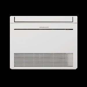 Consola - Chão - Inverter - Duplo Fluxo - R32