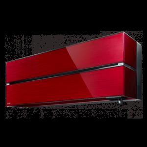 Mural - Inverter - Kirigamine Style - Vermelho Ruby - R32
