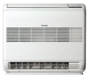 Multi - Inverter - Unidade Interior - Consola Chão - SilverstoneR410a